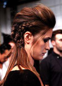 прически на длинные волосы 2015 4