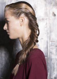 прически на длинные волосы 2015 5