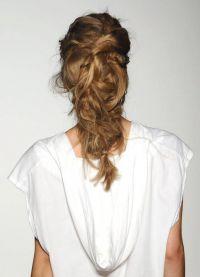 прически на длинные волосы 2015 6