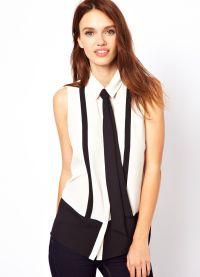 рубашка с галстуком3