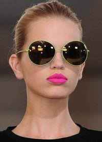 самые модные женские очки 2015 2
