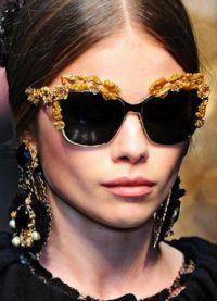 самые модные женские очки 2015 8