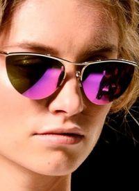самые модные женские очки 2015 9