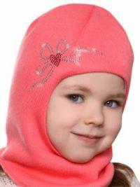 Шапка шлем для девочки14