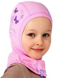 Шапка шлем для девочки15