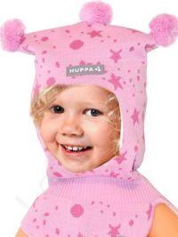 Шапка шлем для девочки8