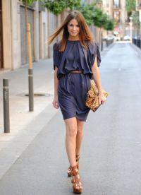 шелковые платья 2015 2