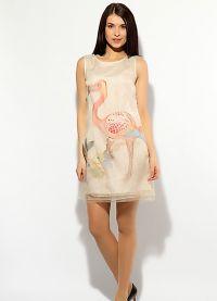 шелковые платья 2015 3