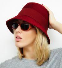 Шляпа-котелок 2