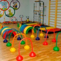 Детское спортивное оборудование своими руками для детского сада