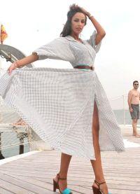 стиль 50 х годов платья 9