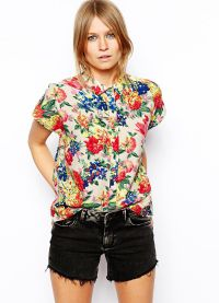 стильные блузки 2015 10