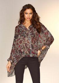 стильные блузки 2015 4