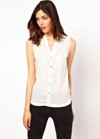 стильные блузки 2015 8