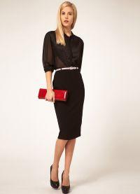 стильные юбки 2015 2