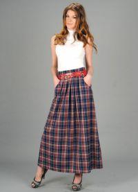 стильные юбки 2015 8