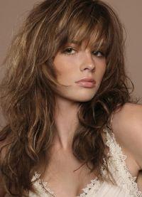 Стрижка итальянка на короткие волосы
