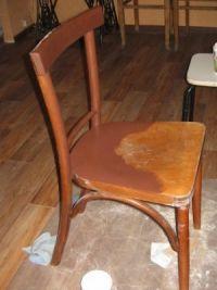 декупаж стула1