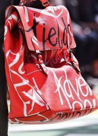 сумки тренды тенденции и направления 2015 9