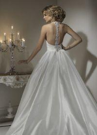 свадебное платье классика 7