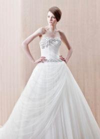 свадебное платье классика 8
