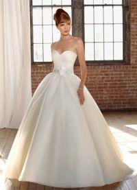 свадебное платье классика 9