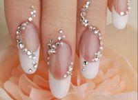свадебные ногти 2015 6