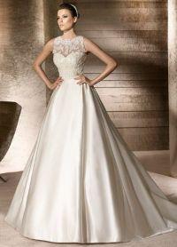 свадебное платье классика 3
