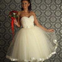 Свадебные платья в стиле стиляг 2