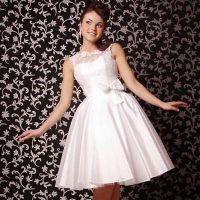 Свадебные платья в стиле стиляг 4