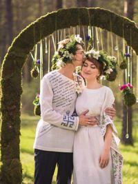 свадебные тенденции 2015 9