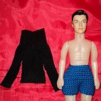Как сшить одежду для кукол 13