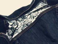 декор старой джинсовой куртки12
