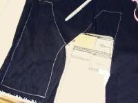 декор старой джинсовой куртки14