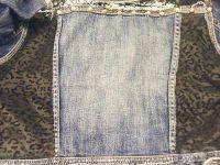 декор старой джинсовой куртки16