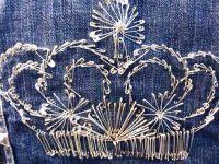 декор старой джинсовой куртки22