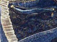 декор старой джинсовой куртки23