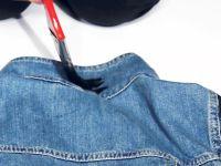 декор старой джинсовой куртки5