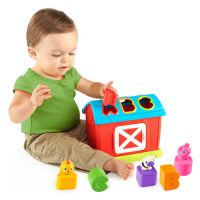 фото игрушка сортер
