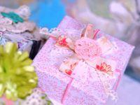 как красиво украсить коробку 26