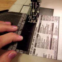 Как сделать платье из газет55