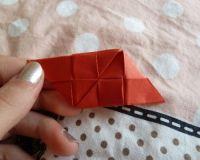 Как сделать сердце из модулей21