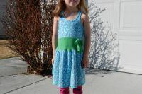Как удлинить платье8
