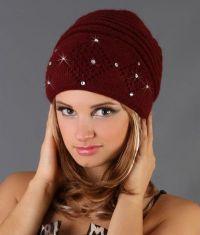 Как украсить вязаную шапку14
