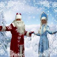 Костюм Снегурочки своими руками5