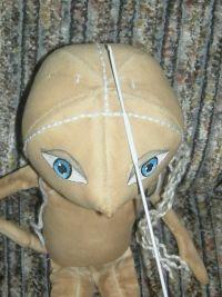 Кукла тыквоголовка – мастер-класс13