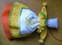 Кукла-веснянка своими руками11