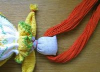 Кукла-веснянка своими руками12