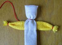 Кукла-веснянка своими руками5