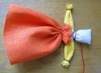 Кукла-веснянка своими руками7